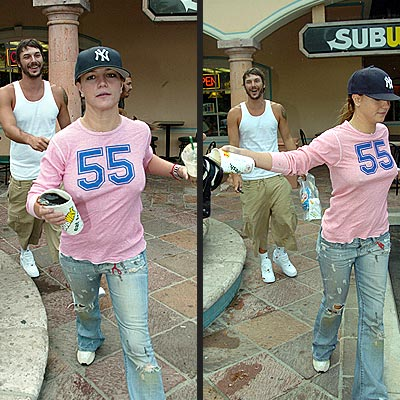 BRITNEY SPEARS photo | Britney Spears, Kevin Federline