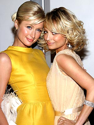 PRETTY SWEET photo | Nicole Richie, Paris Hilton