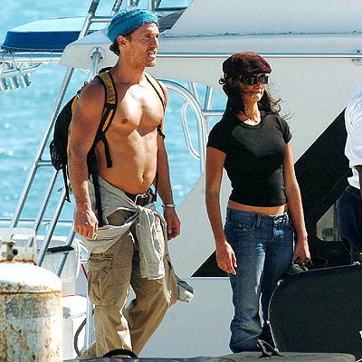 CARIBBEAN CRUZ photo | Matthew McConaughey, Penelope Cruz