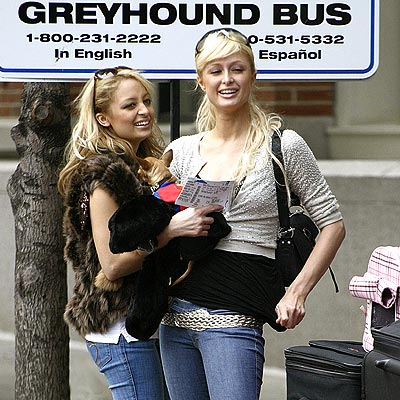 ROAD RULES photo | Nicole Richie, Paris Hilton