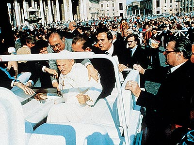 'DIVINE TEST' photo | Pope John Paul II