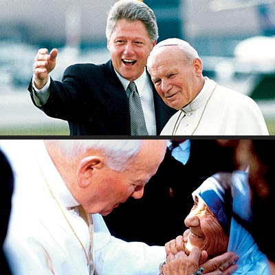 MAINTAINING HOPE photo | Pope John Paul II
