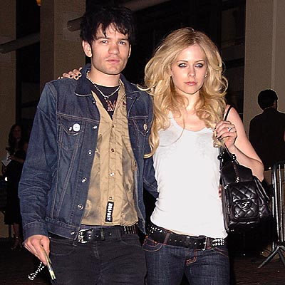 AVRIL & DERYCK photo | Avril Lavigne, Deryck Whibley
