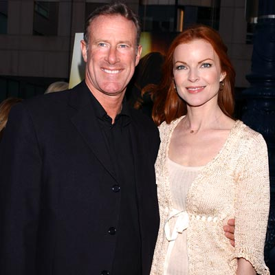 MARCIA & TOM photo | Marcia Cross