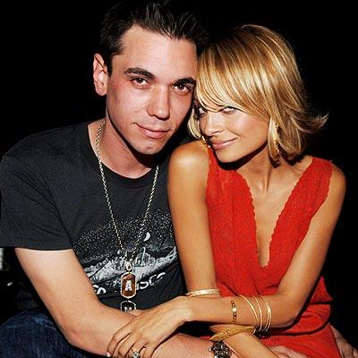NICOLE & DJ AM photo   Adam Goldstein, Nicole Richie