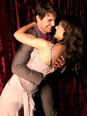 KATIE & TOM photo | Katie Holmes, Tom Cruise