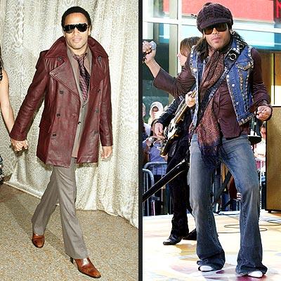Seventies Fashion Decade on Hot Trend  Retro Fashion   Lenny Kravitz   70s   Lenny Kravitz