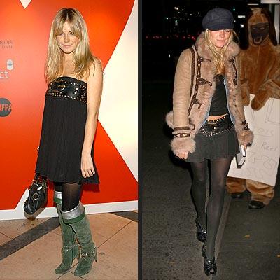 sienna miller style photos. Celebrity Style: Sienna Miller