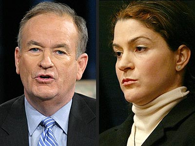 With bill oreilly sexual harassment something is