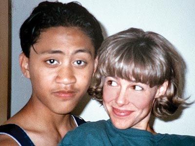 FORBIDDEN LOVE photo | Mary Kay Letourneau, Vili Fualaau