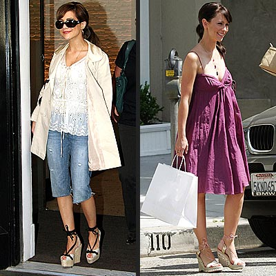 TREND: WEDGE ESPADRILLES photo | Brittany Murphy, Jennifer Love Hewitt