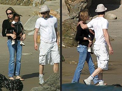 BRAD & ANGELINA photo   Angelina Jolie, Brad Pitt
