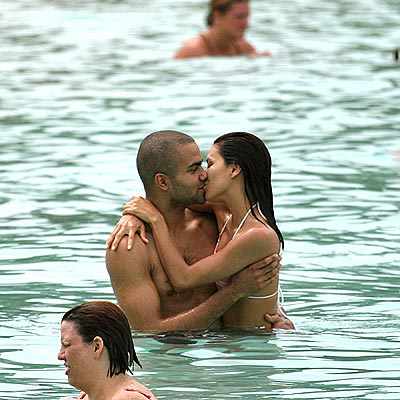 TONY & EVA photo | Eva Longoria, Tony Parker