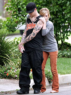 JOEL & HILARY photo | Hilary Duff, Joel Madden