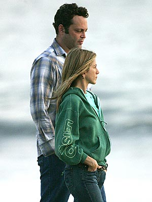 VINCE & JEN photo | Jennifer Aniston, Vince Vaughn