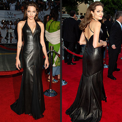SEXIEST RED-CARPET MOMENT: ANGELINA JOLIE photo | Angelina Jolie
