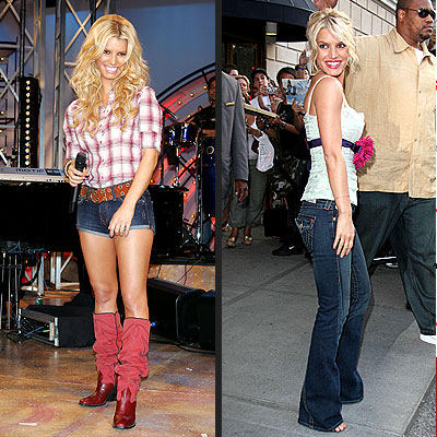 BEST ALL-AMERICAN STYLE: JESSICA SIMPSON photo | Jessica Simpson