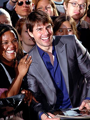 KING OF THE WORLDS photo | Tom Cruise