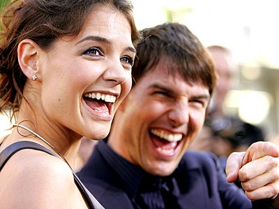 FUTURE STEPMOM photo | Katie Holmes, Tom Cruise