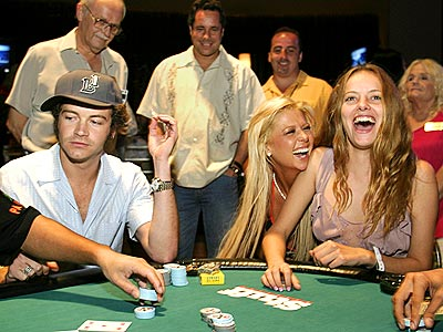 POKER FACED photo | Bijou Phillips, Danny Masterson, Tara Reid