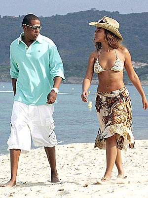 SAINT-TROPEZ photo | Beyonce Knowles, Jay-Z