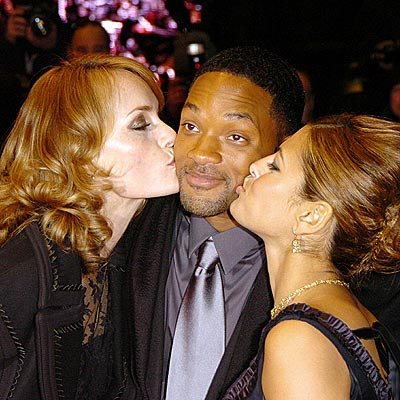 LADY LUCK photo | Amber Valletta, Eva Mendes, Will Smith