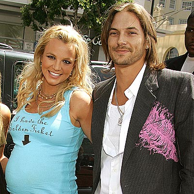 What did Kevin Federline say about Britney Spears's prenatal mood swings? | Britney Spears, Kevin Federline