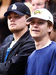 DiCaprio, Maguire Sued Over Early Movie