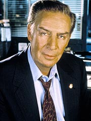 New Law & Order to Go On, Minus Orbach | Jerry Orbach