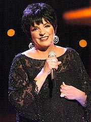 Liza Minnelli Hospitalized in New York | Liza Minnelli