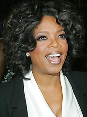 Oprah Gets Ears Pierced: She Says &#39;Ouch!&#39; | Oprah Winfrey