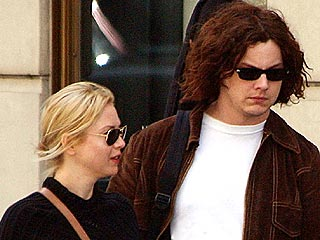 Renée Zellweger and Rocker Boyfriend Split | Jack White, Renee Zellweger