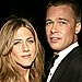 Brad & Jen Reunite for Her Birthday | Brad Pitt