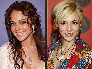Lindsay Lohan, O.C. Star Team Up for Film