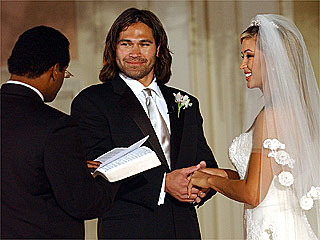 Red Sox Star Johnny Damon Gets Married | Johnny Damon