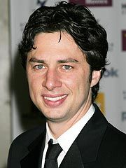 Zach Braff Says He Has &#39;Mild Depression&#39;
