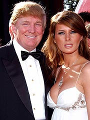 Trump Not Nervous about Weekend Nuptials