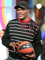 Samuel L. Jackson&#39;s Carter Tops Fockers