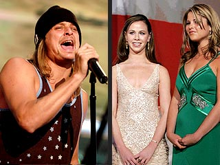 Bush Twins Wanted Kid Rock at Inaugural