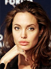 WEEK AHEAD: Angelina Travels to Africa