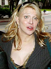 Courtney Love Cops Plea on Assault Charge