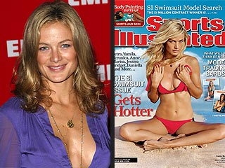 All-American Girl Nabs SI Swimsuit Cover | Carolyn Murphy