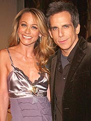 Ben Stiller, Christine Taylor Welcome Baby Boy | Ben Stiller