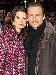 Actor Christian Slater Files for Divorce | Christian Slater