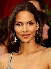 Halle Berry Restrains Potential Admirer | Halle Berry