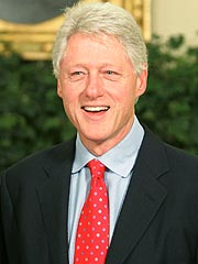 'Grateful' Bill Clinton Home From Hospital | Bill Clinton