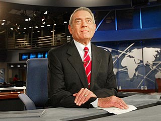 Dan Rather Signs Off from Evening News | Dan Rather