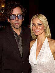 Tim Burton Riled over Sale by Ex Lisa Marie