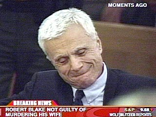 Robert Blake Not Guilty of Murder