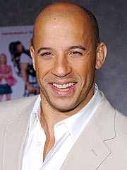 Hunky Vin Diesel is now a proud papa. Baby Daddy and his Baby Mama, ...